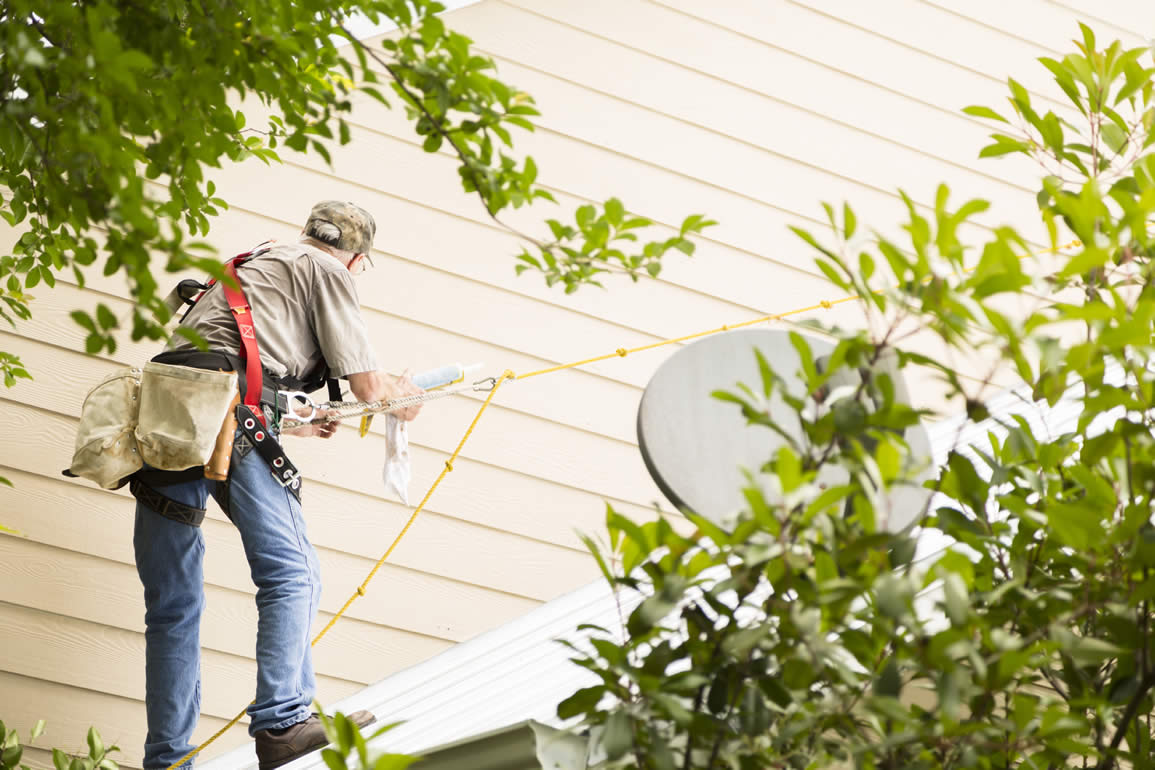 Facade cleaning Luxembourg • Handyman Luxembourg